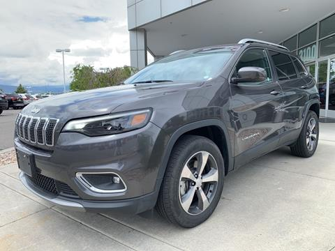 2019 Jeep Cherokee for sale in Sandy, UT