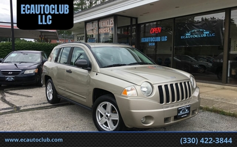 2009 Jeep Compass for sale in Kent, OH