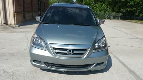 2006 Honda Odyssey for sale in Loganville, GA