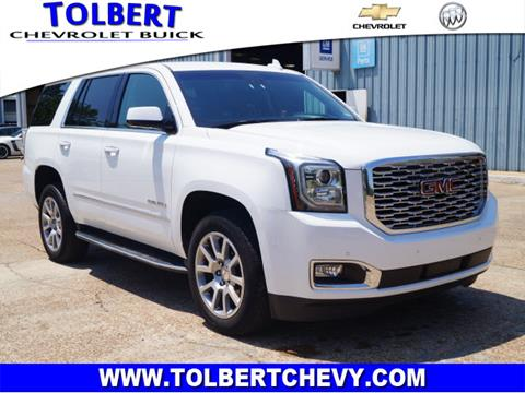2018 GMC Yukon for sale in Philadelphia, MS