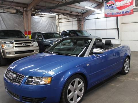 Car Dealerships Florence Ky >> 2004 Audi S4 For Sale In Albuquerque Nm