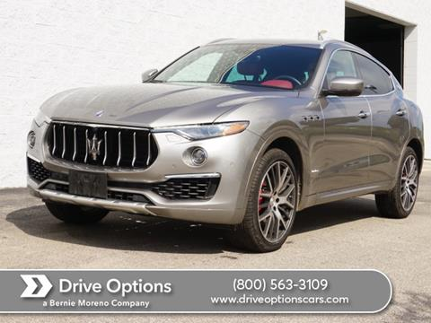 2019 Maserati Levante for sale in Cleveland, OH