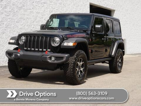 2020 Jeep Wrangler Unlimited for sale in Cleveland, OH