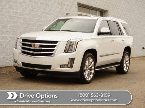 2019 Cadillac Escalade Luxury for sale at Drive Options in Cleveland OH