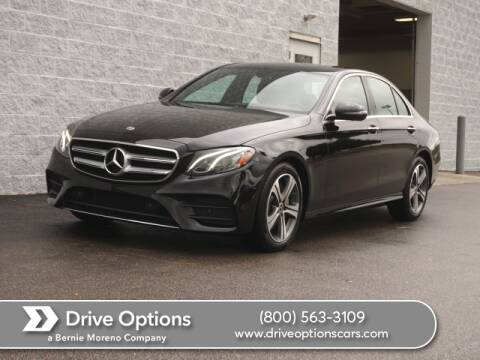 2020 Mercedes-Benz E-Class E 350 4MATIC for sale at Drive Options in Cleveland OH