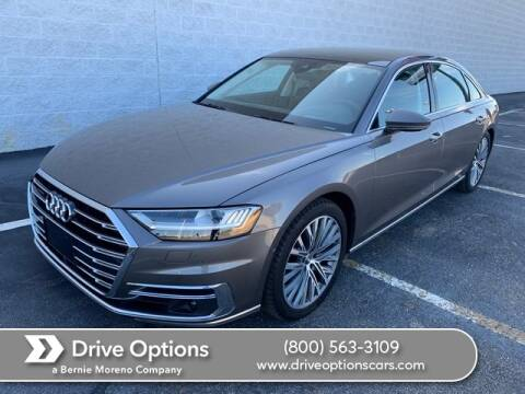 2019 Audi A8 L 3.0T quattro for sale at Drive Options in Cleveland OH