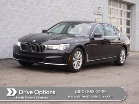 2019 BMW 7 Series 740i xDrive for sale at Drive Options in Cleveland OH