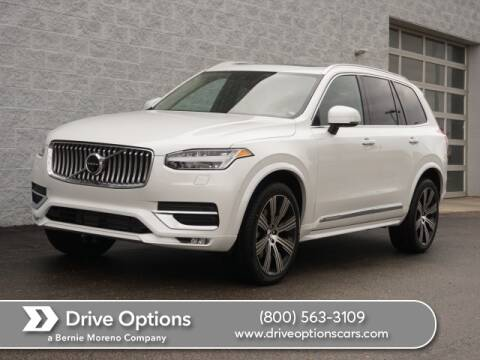 2020 Volvo XC90 T6 Inscription 6-Passenger for sale at Drive Options in Cleveland OH
