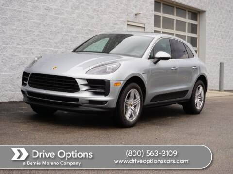 2020 Porsche Macan S for sale at Drive Options in Cleveland OH
