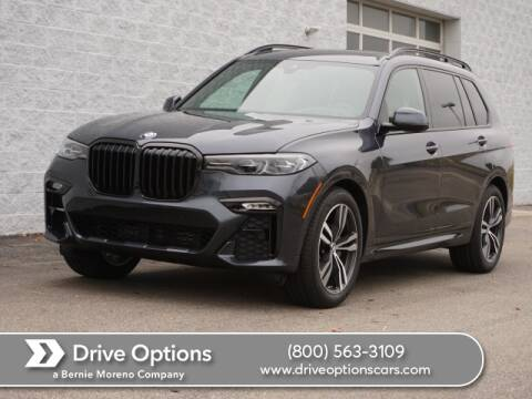 2020 BMW X7 xDrive40i for sale at Drive Options in Cleveland OH