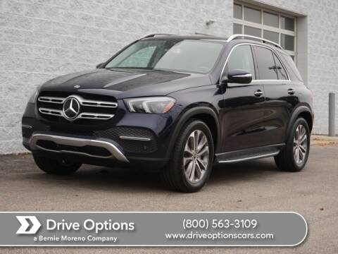 2020 Mercedes-Benz GLE GLE 350 4MATIC for sale at Drive Options in Cleveland OH