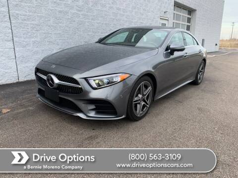 2019 Mercedes-Benz CLS for sale at Drive Options in Cleveland OH