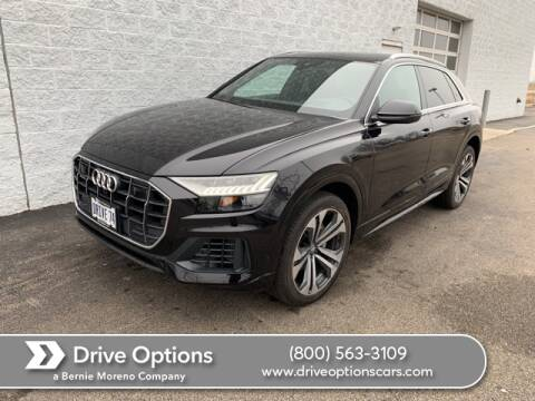 2019 Audi Q8 3.0T quattro Prestige for sale at Drive Options in Cleveland OH