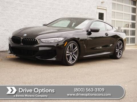 2020 BMW 8 Series 840i xDrive for sale at Drive Options in Cleveland OH