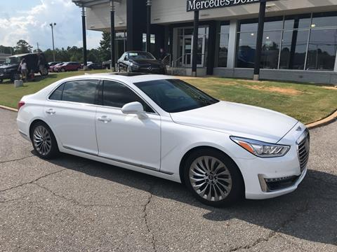 2017 Genesis G90 for sale in Tuscaloosa, AL