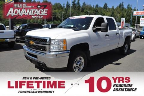 2014 Chevrolet Silverado 2500HD for sale in Bremerton, WA