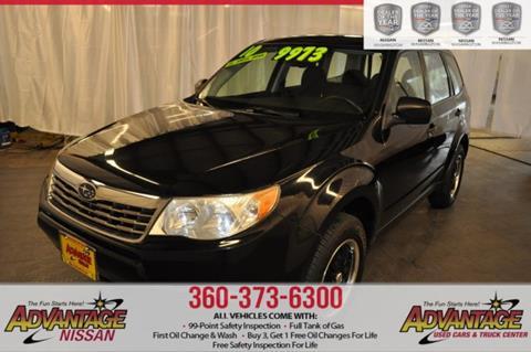 2010 Subaru Forester for sale in Bremerton, WA