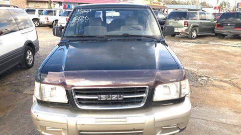 1999 Isuzu Trooper for sale in Winder, GA