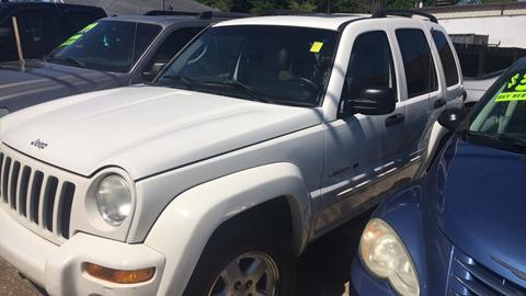 2002 Jeep Liberty for sale in Winder, GA