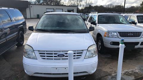 2007 Ford Freestar for sale in Winder, GA