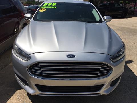 2013 Ford Fusion for sale in Winder, GA