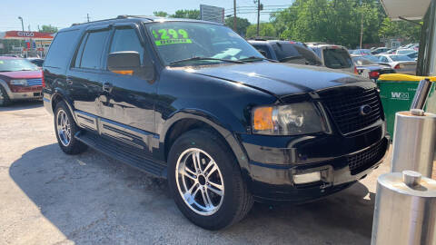 2004 Ford Expedition Eddie Bauer for sale at Credit Now Used Cars in Winder GA