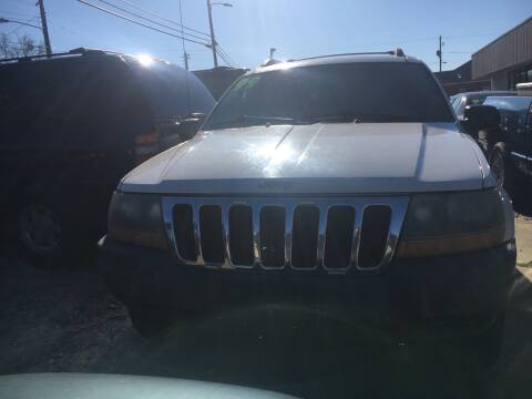 1999 Jeep Grand Cherokee Laredo for sale at Credit Now Used Cars in Winder GA