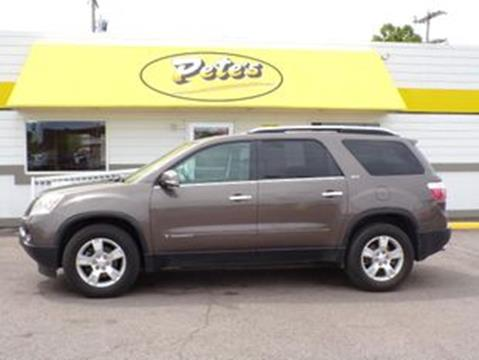2008 GMC Acadia for sale in Great Falls, MT