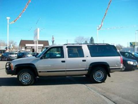 1993 GMC Suburban for sale in Great Falls, MT