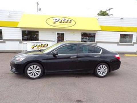 2015 Honda Accord for sale in Great Falls, MT