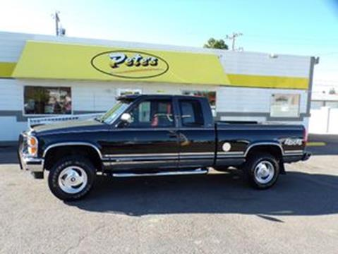 1991 Chevrolet C/K 2500 Series for sale in Great Falls, MT