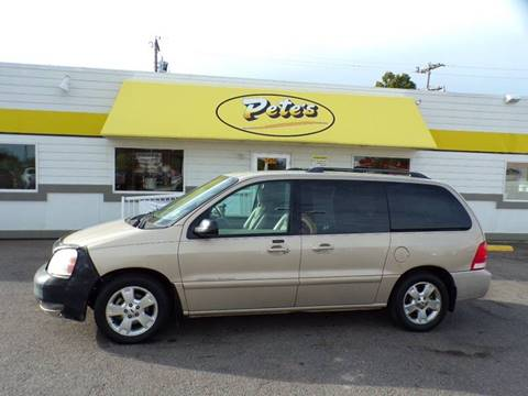 2007 Ford Freestar for sale in Great Falls, MT