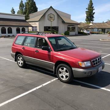 2000 Subaru Forester for sale in Gilroy, CA
