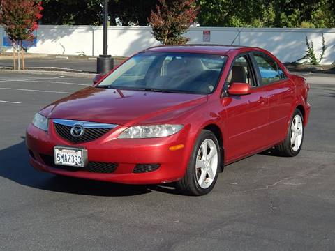 2005 Mazda MAZDA6 for sale at Gilroy Motorsports in Gilroy CA