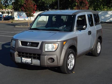 2003 Honda Element for sale at Gilroy Motorsports in Gilroy CA