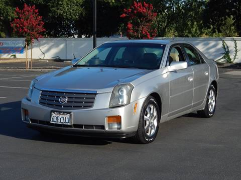 2005 Cadillac CTS for sale at Gilroy Motorsports in Gilroy CA