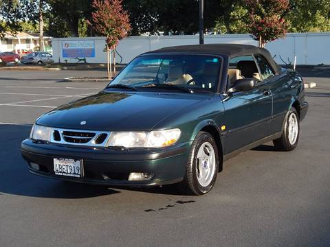 1999 Saab 9-3 for sale at Gilroy Motorsports in Gilroy CA