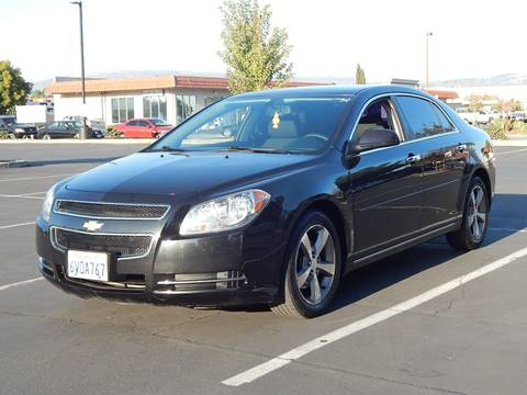 2012 Chevrolet Malibu for sale at Gilroy Motorsports in Gilroy CA