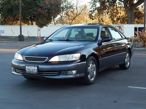 2001 Lexus ES 300 for sale at Gilroy Motorsports in Gilroy CA