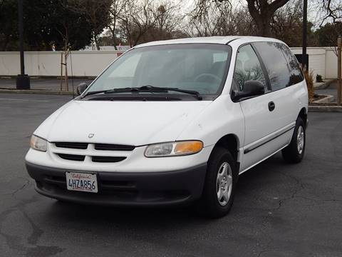 2000 Dodge Caravan for sale at Gilroy Motorsports in Gilroy CA