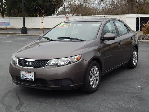 2013 Kia Forte for sale at Gilroy Motorsports in Gilroy CA