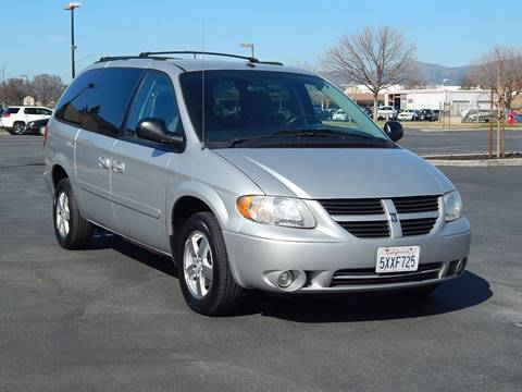 2007 Dodge Grand Caravan for sale at Gilroy Motorsports in Gilroy CA