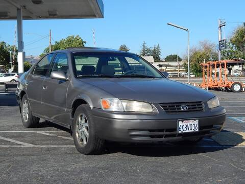 1999 Toyota Camry for sale at Gilroy Motorsports in Gilroy CA