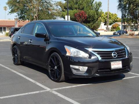 2015 Nissan Altima for sale at Gilroy Motorsports in Gilroy CA