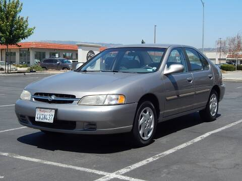 1999 Nissan Altima for sale at Gilroy Motorsports in Gilroy CA