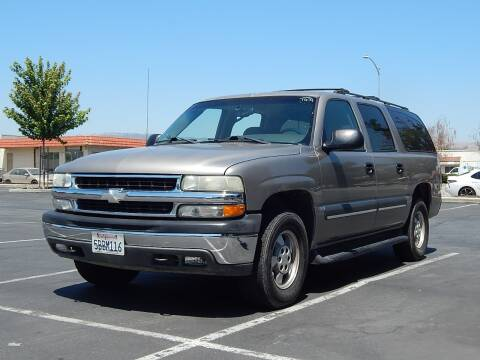 2003 Chevrolet Suburban for sale at Gilroy Motorsports in Gilroy CA