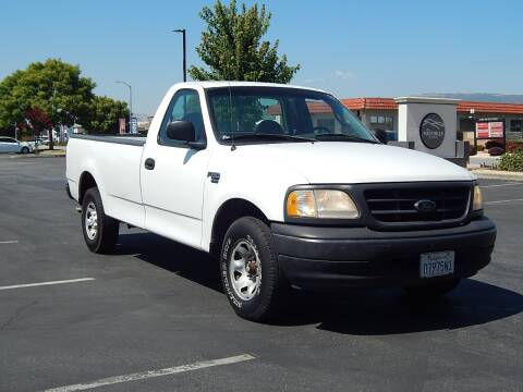 2000 Ford F-150 for sale at Gilroy Motorsports in Gilroy CA