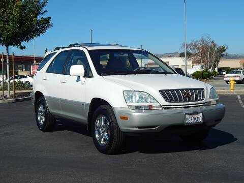 2001 Lexus RX 300 for sale at Gilroy Motorsports in Gilroy CA