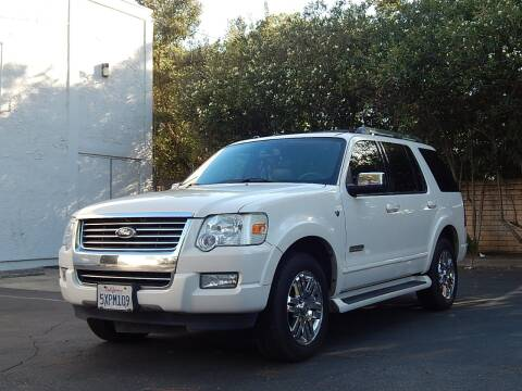 2007 Ford Explorer for sale at Gilroy Motorsports in Gilroy CA