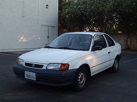 1996 Toyota Tercel for sale at Gilroy Motorsports in Gilroy CA